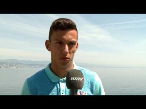 Stipe Radić veseli se početku Eura U-17