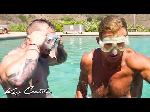 PART I: Surfing Legend Laird Hamilton Puts Bodybuilder Kris Gethin through the XPT Experience