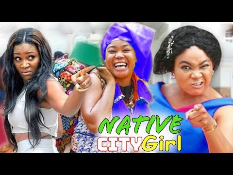 Native City Girl Part 1&2 - Rechael Okonkwo Latest Nollywood Movies.