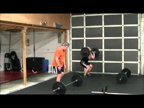 CrossFit of the Ozarks Aug 22,2014