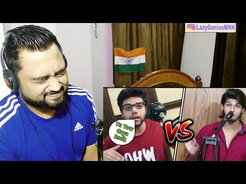 SHAHMEER ABBAS ROASTED  By Affan-Istan | DUCKY BHAI | Indian Reactions