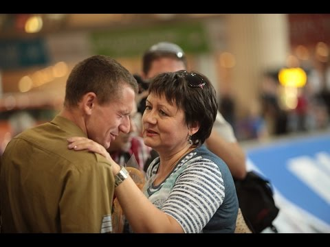 Parents Reunite with Their Lone Soldiers Children