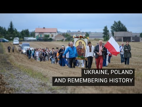 Andriy Portnov Discusses Memory Politics in Ukraine and Poland