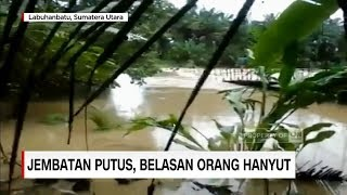 Download Video Jembatan Putus, Belasan Orang Hanyut MP3 3GP MP4