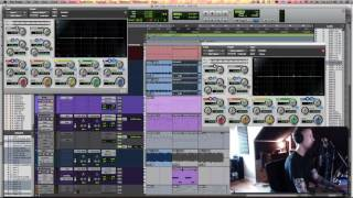 Pro Tools tutorial: Linking Plug-in settings via Mix & Edit Groups