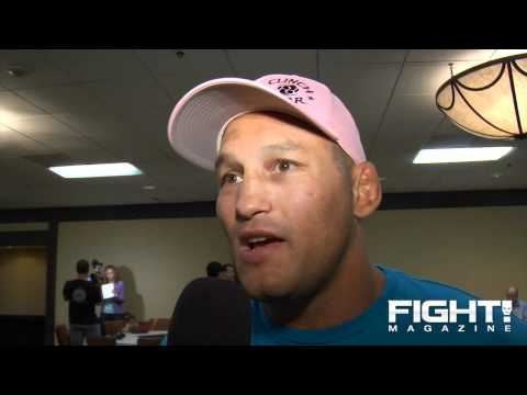 Dan Henderson Jake Shields Is Good At What He Does