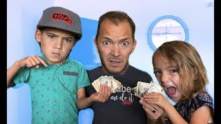 Video IF KIDS WERE IN CHARGE!  dad can't say NO for 24 HOURS! MP3, 3GP, MP4, WEBM, AVI, FLV Juni 2018