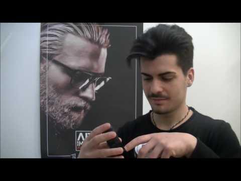 Cera per capelli MATT WAX(effetto opaco)