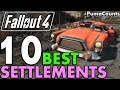Top 10 Best Settlement Locations In Fallout 4 To Build On At No Mods Or Dlc Required  Pumacounts