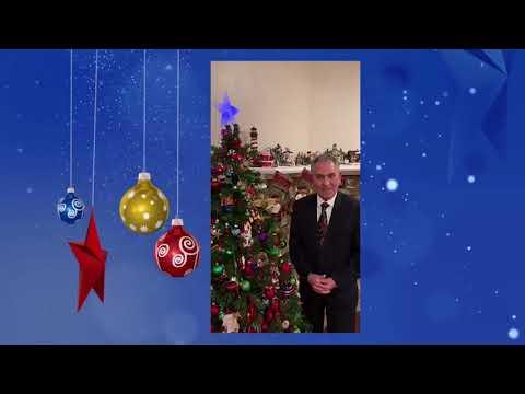 کریسمس بر شما عزیزان خدا مبارک پیغامی از کشیش جلیل سپهر