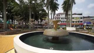 Kluang Malaysia  City new picture : Malaysia, walking in KLUANG, start - Jalan Dato Rauf, finish - train station