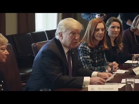 President Trump Participates in Women's Empowerment Panel