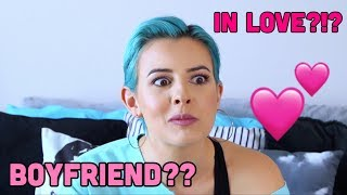 Video IS LISA IN LOVE?! WHO FIGHTS THE MOST??? (Personal Q&A) MP3, 3GP, MP4, WEBM, AVI, FLV Juni 2018