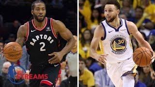 Hoop Streams: Previewing NBA Finals Game 3 Raptors at Warriors | ESPN