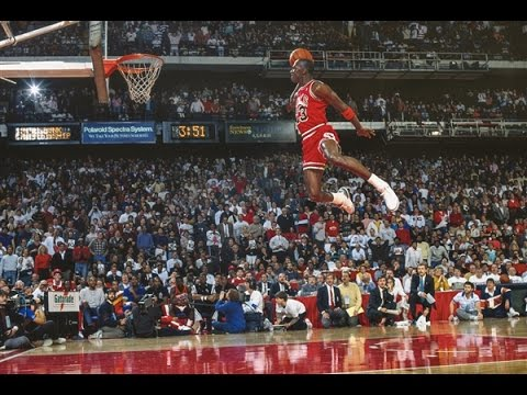 Every Perfect Score in NBA Dunk Contest History