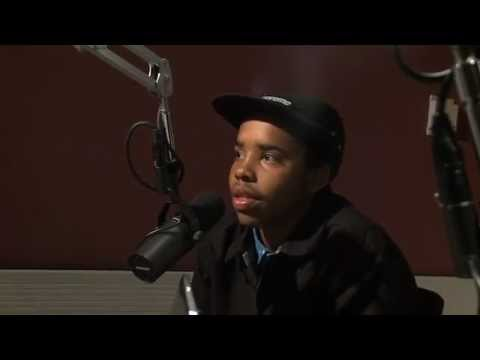 Video: Earl Sweatshirt of Odd Future's First Interview Ever