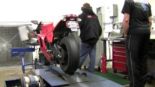 5. Ducati Desmosedici Dyno Sweep Test