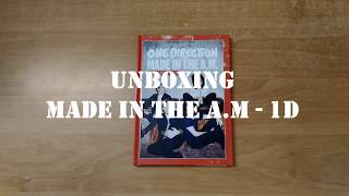 |Unboxing CD| Made In The A.M ( Deluxe edition ) -  One Direction