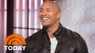 Nonton Dwayne Johnson On 'Fate Of The Furious,' 'Baywatch' And His First Car | TODAY Film Subtitle Indonesia Streaming Movie Download