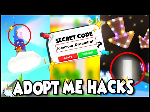 Do These *HACKS* REALLY WORK in Adopt Me? Roblox Adopt Me TikTok Hacks Hacks in Adopt Me!! Prezley