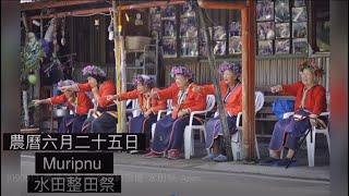 邵族歲時祭儀篇-水田祭