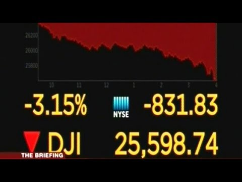Tokyo Stock Exchange Plunges 1,000 Points After Worst Day On Wall Street In 7 Years!