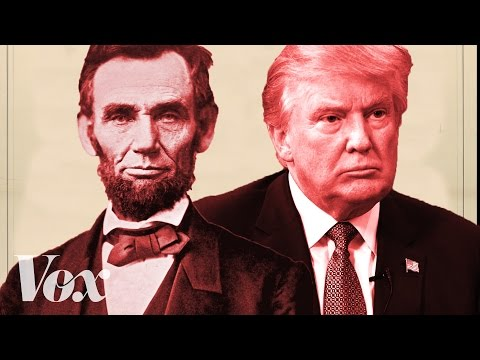 How the Republican Party went from Lincoln to Trump