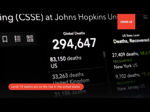 Covid-19 Deaths Are On The Rise In The United States
