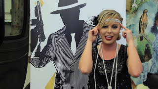 1920's Costume & Style - 7 Easy & Inexpensive Tips!