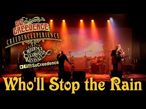 Só Creedence - Who'll Stop the Rain (Espetáculo Creedence Experience)
