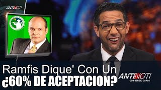 Ramfis ¿Con Un 60% De Aceptación Entre Dominicanos? – #Antinoti Julio 09 2018