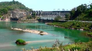 Thalat Laos  city pictures gallery : Laos: Nam Ngum Dam