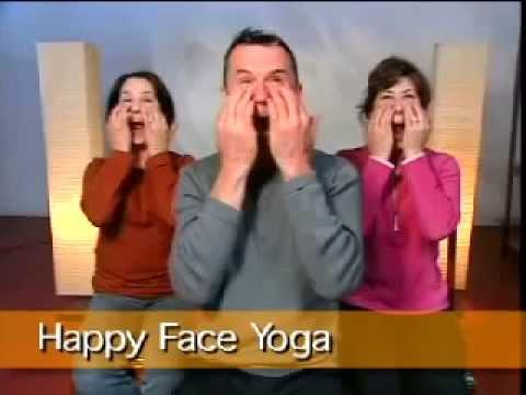 Happy Face Yoga Facial Exercises