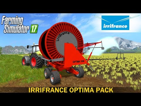 Irrifrance Optima Irrigation Drums Pack v1.0