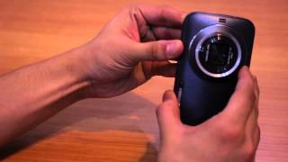Unboxing the Samsung Galaxy K Zoom The Samsung Galaxy K Zoom is a camera smartphone with a 20.7 MP lens and 10x Optical Zoom. The phone also features Optical...