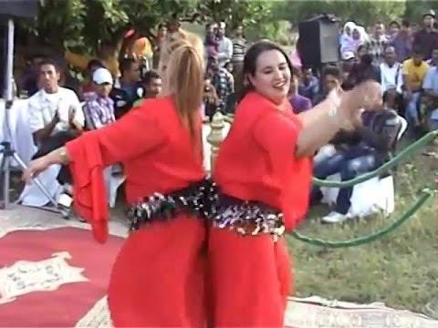 رقص شعبي مغربي رائع