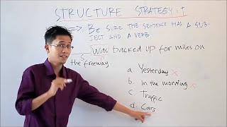 Download Video Strategi Cara Menjawab Soal Structure Tes TOEFL dengan Benar dan Cepat - Tips Tes TOEFL Online #1 MP3 3GP MP4
