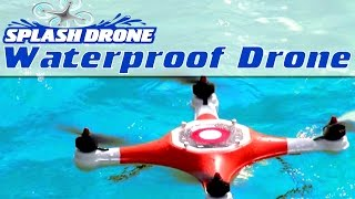 MARINER2 Drone, aka SPLASH DRONE Now Available on Kickstarter for Summer 2015
