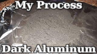 Download Lagu How To: Easy Bulk Dark Aluminum Powder (My Homemade Process) Mp3