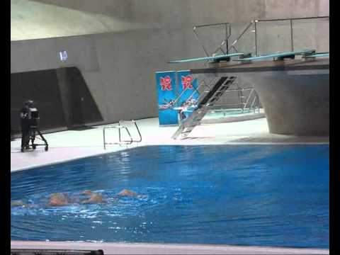 Aquatic centre video
