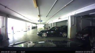 Video Porsche & Suzuki crash in a Car park MP3, 3GP, MP4, WEBM, AVI, FLV Oktober 2017