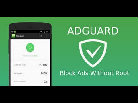 ADGUARD PREMIUM ANDROID APP - Block all ads in browsers, Vpn, Safe, No Root Required !! 🔥🔥👌👌