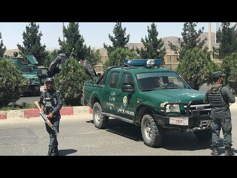 Αφγανιστάν: Επίθεση ισλαμιστών στην Καμπούλ
