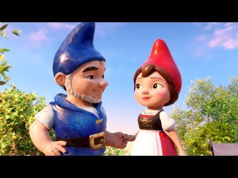 sherlock gnomes (2018) trailer, clip and video