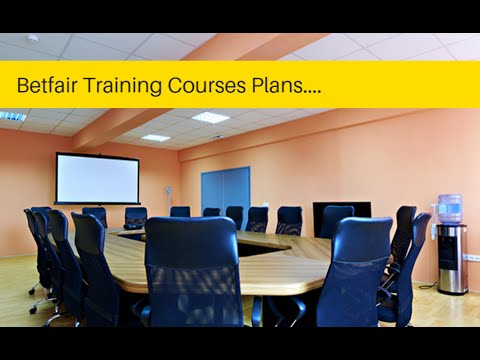 Betfair Trading Courses Question