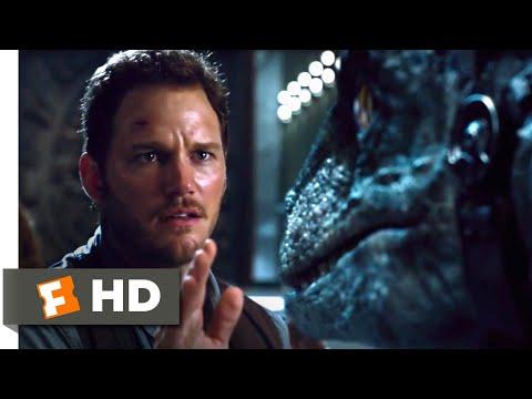 Jurassic World (2015) - Raptors vs. Indominus (8/10)   Jurassic Park Fansite