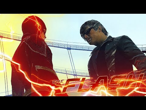 The Flash Vs Quicksilver | Epic Superheroes Death Battle