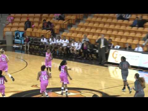 Women's Basketball vs. Winthrop - 2/2/15