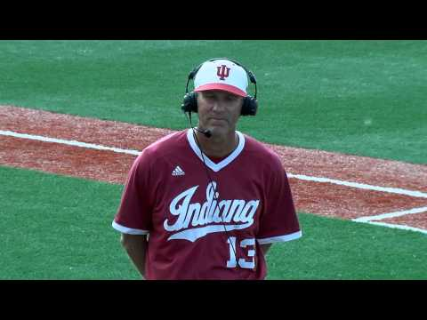 hoosiers - Indiana head coach Tracy Smith and senior Michael Basil talk with BTN after winning the B1G regular season Championship title after beating Ohio State, 8-1 o...