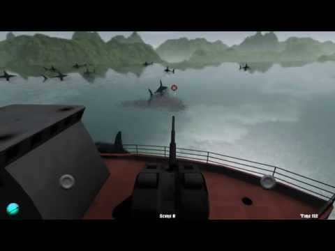 Video of Shark Hunter 3D